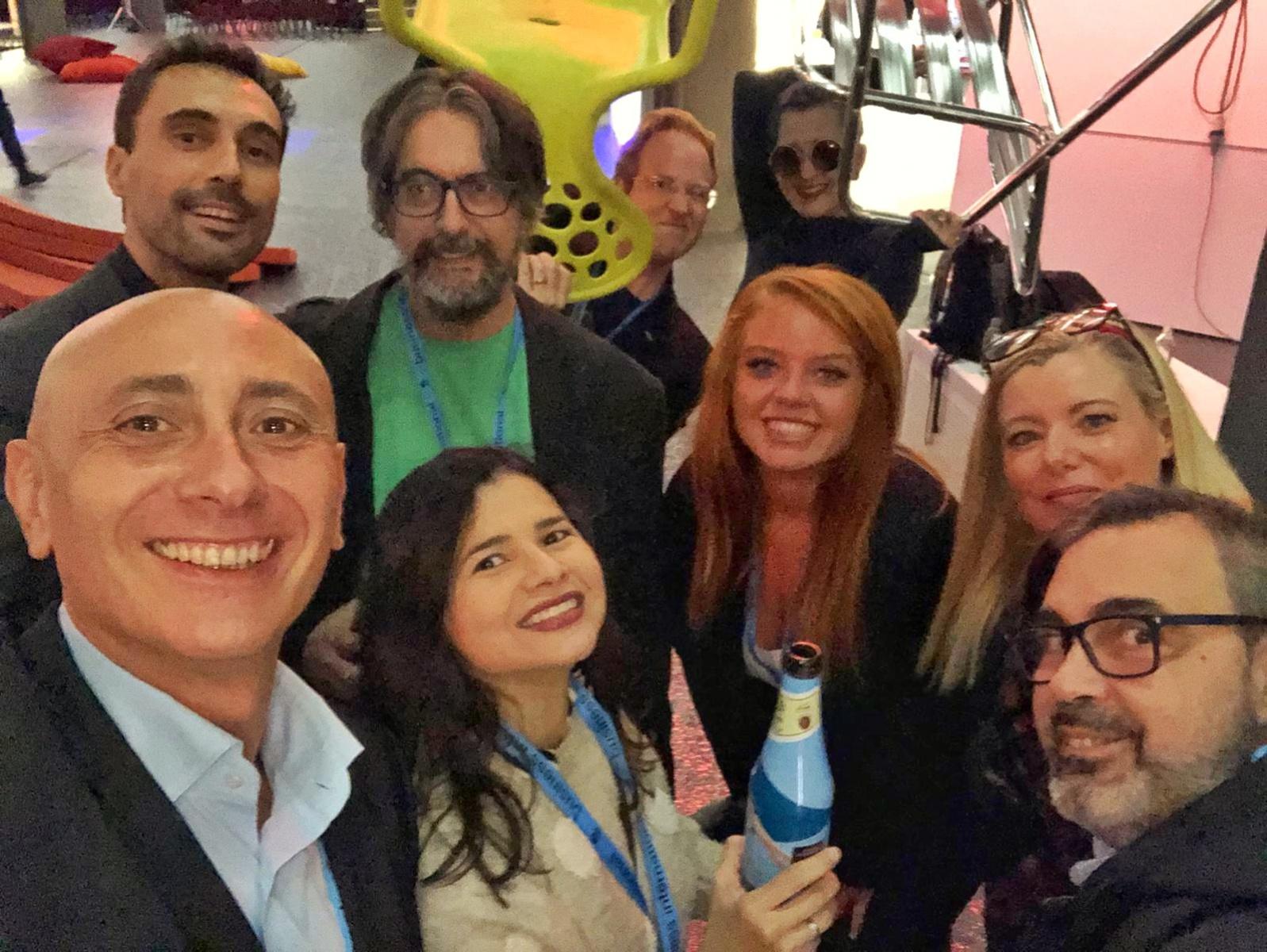 Ivano Di Biasi e i relatori SEO