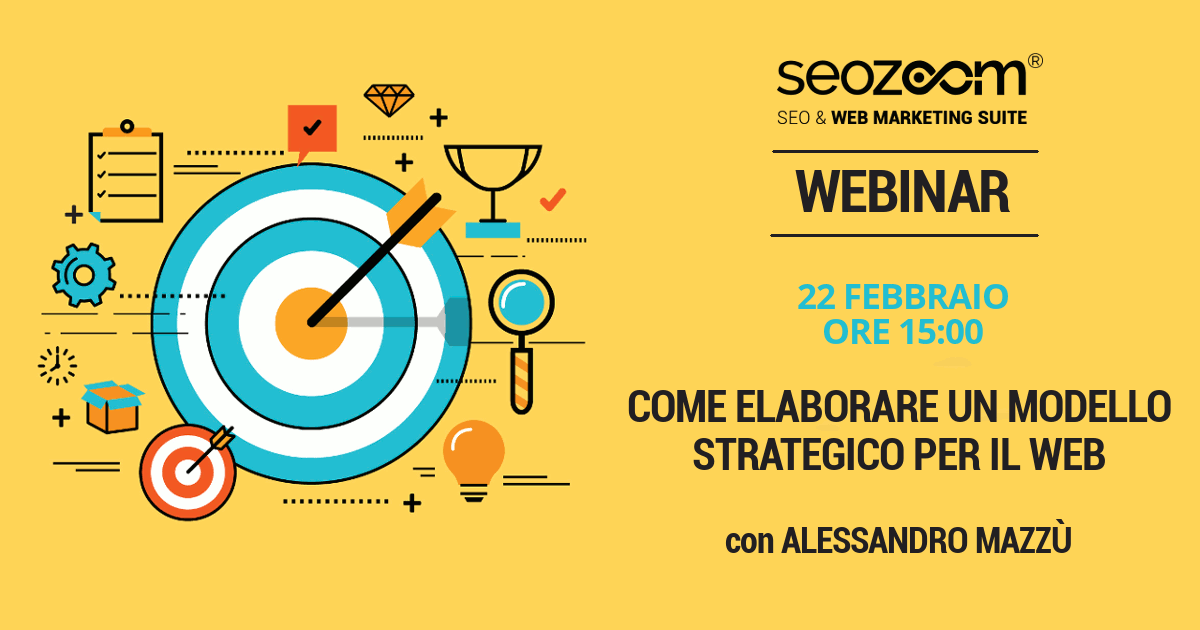 webinar piano strategico
