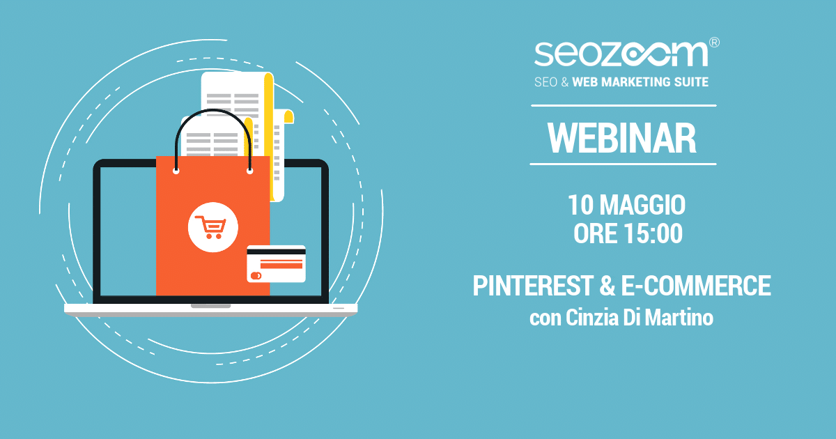 pinterest per e-commerce