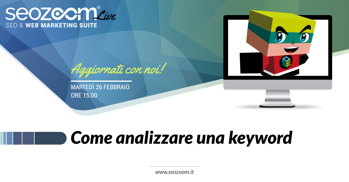 analizzare una keyword