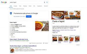 Google e ricerche vocali
