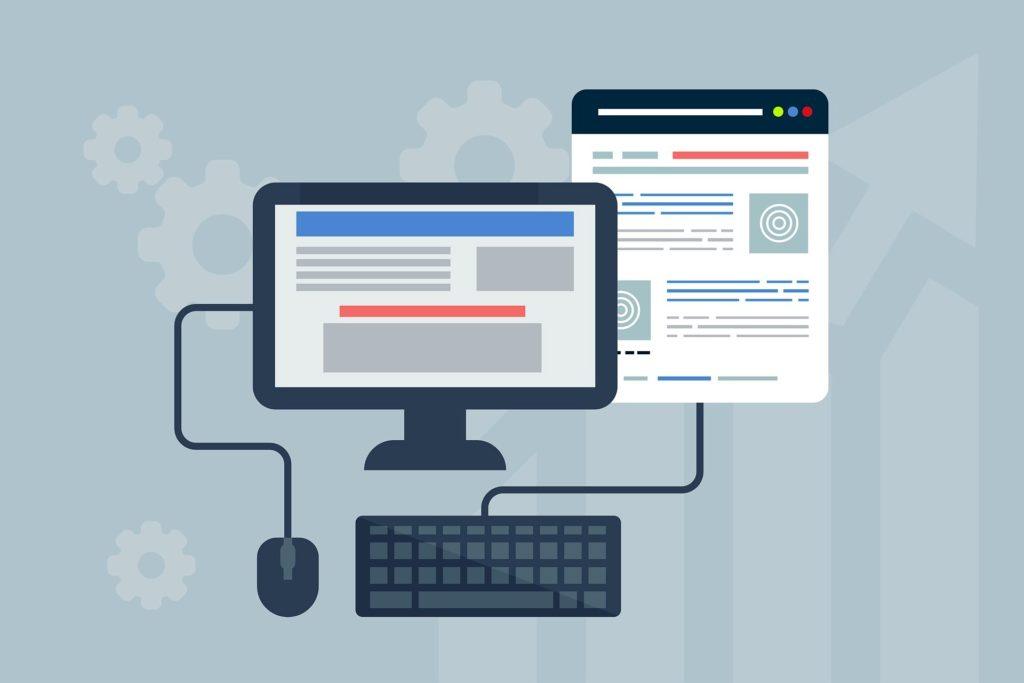 Come gestire una pagina web