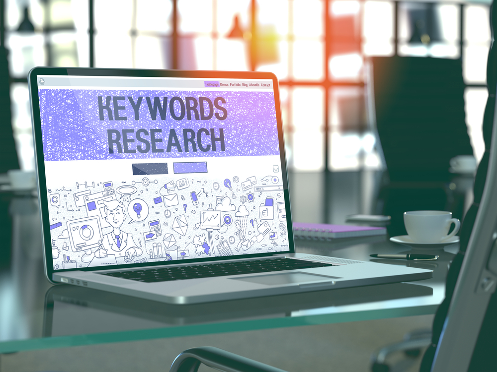 Tool keyword research SEOZoom