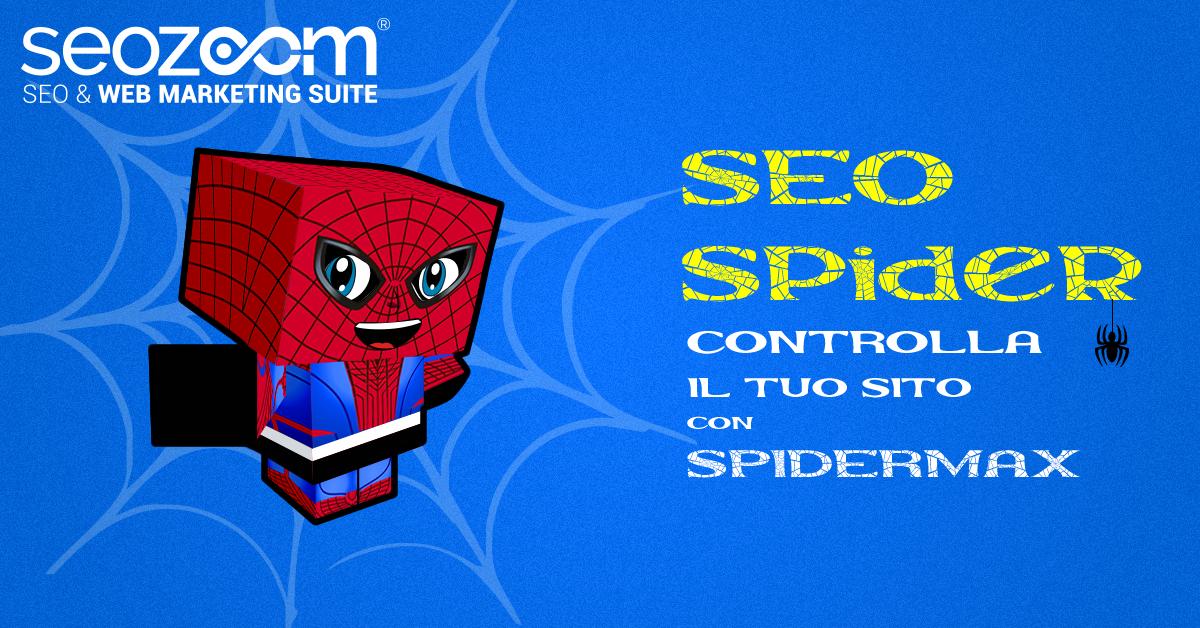 Lanciato il SEO Spider di SEOZoom