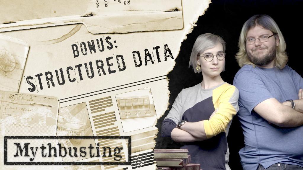 I benefici dei dati strutturati