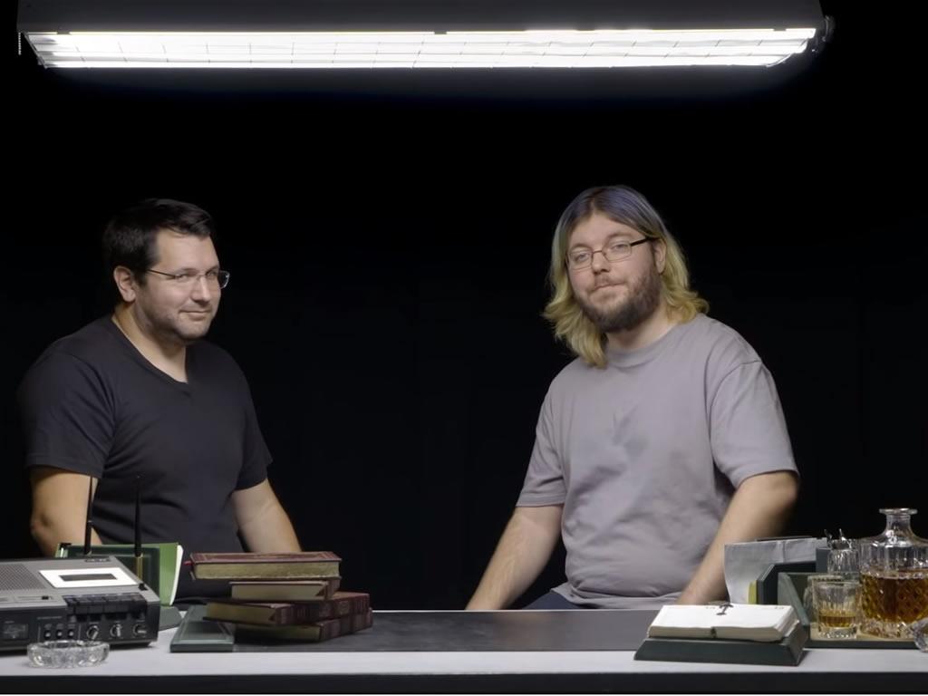 Martin Splitt e Dion Almaer di Google