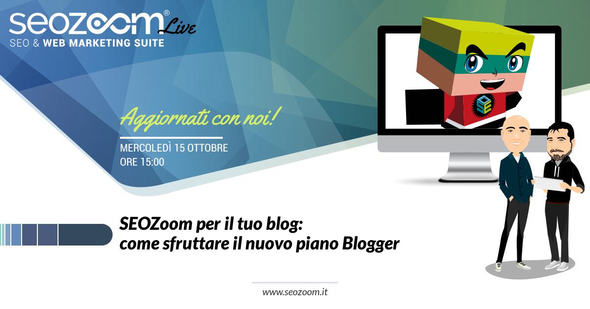 seozoom per blogger