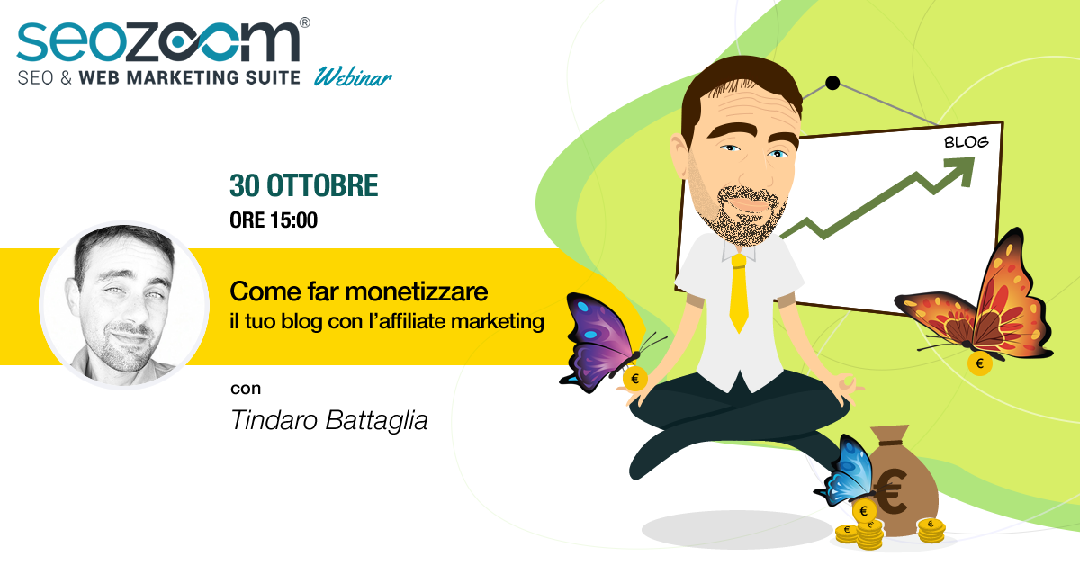 webinar guadagnare con affiliate marketing