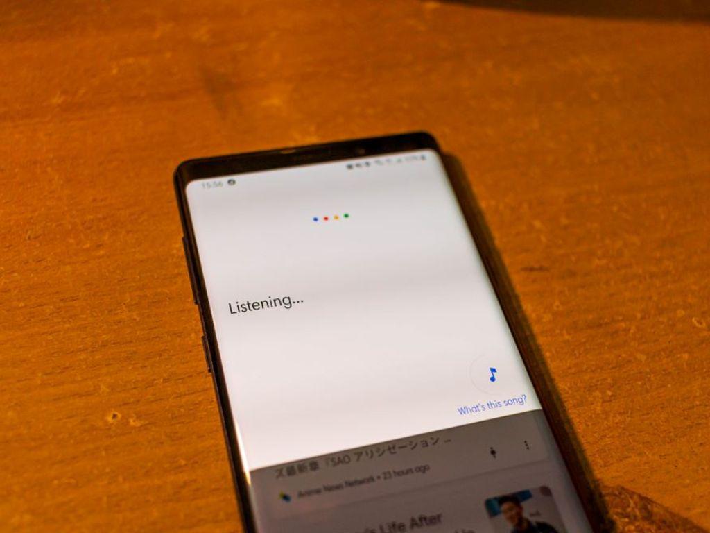 Decolla voice search Google