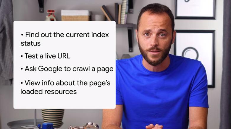 Le funzioni del tool della Search Console