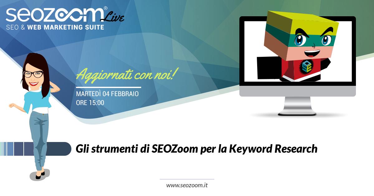 webinar keyword research