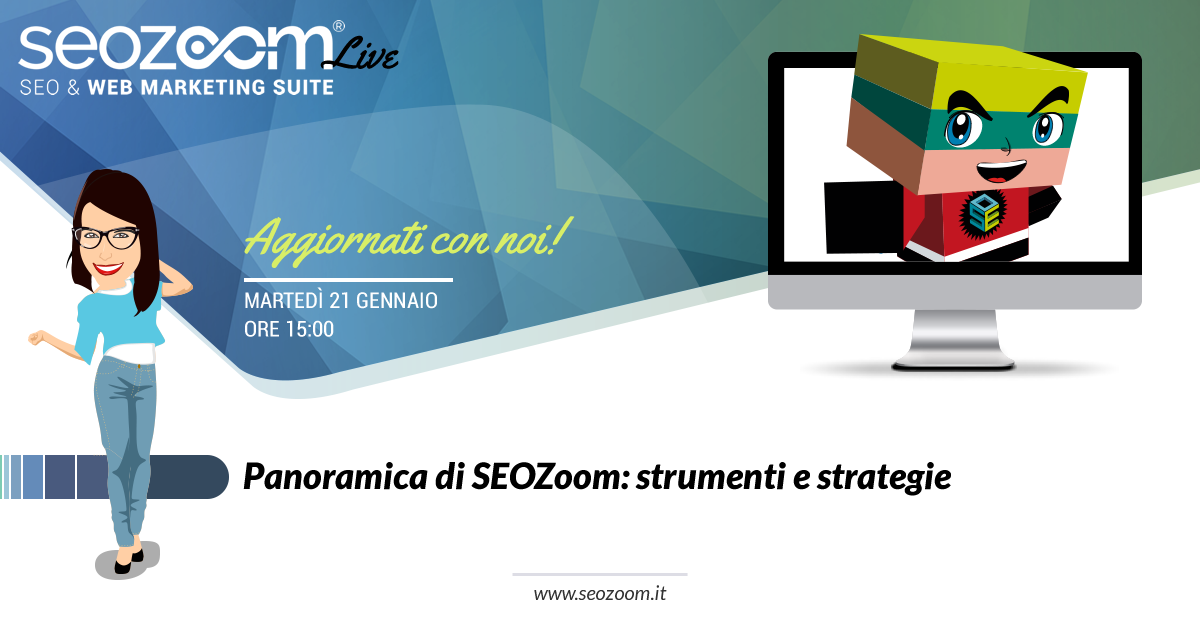 seozoom panoramica tutorial