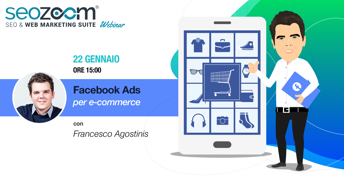 webinar facebook ads per ecommerce