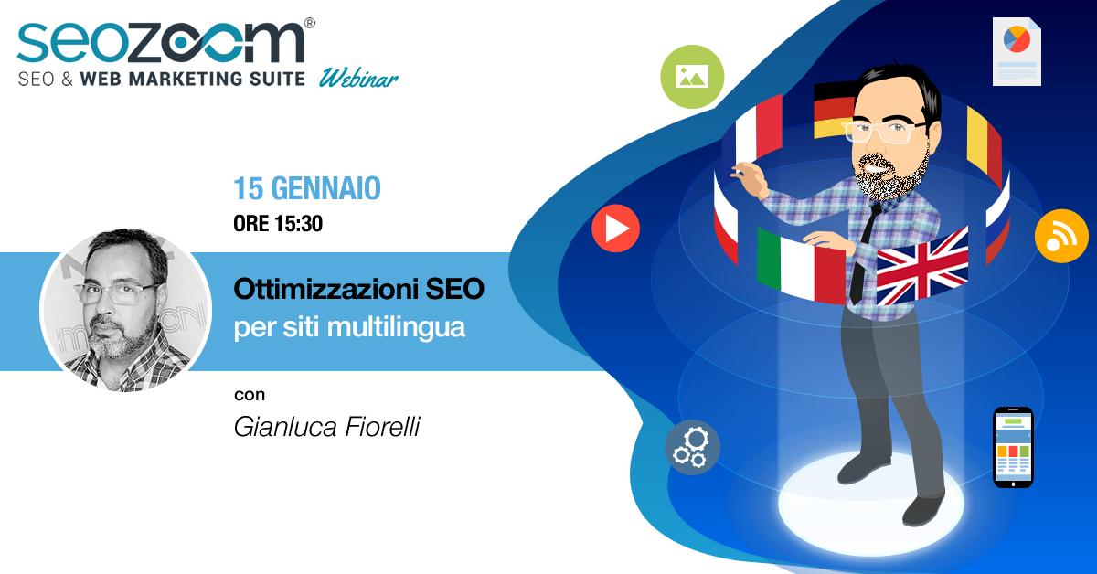 webinar gestione seo multilingua