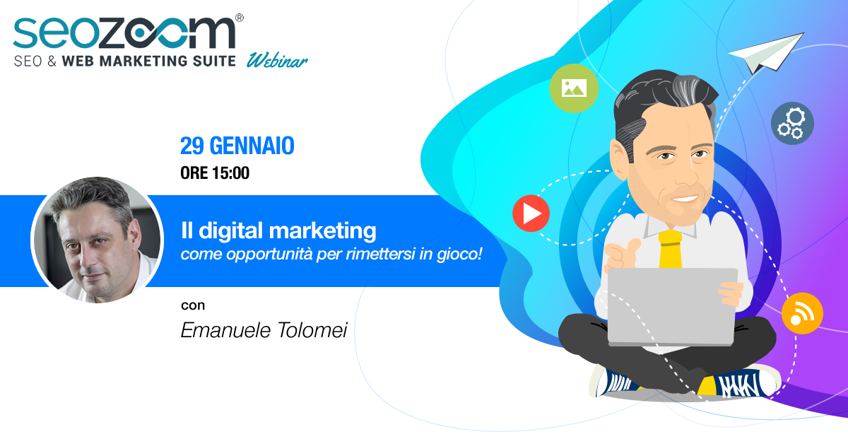 webinar digital marketing opportunità