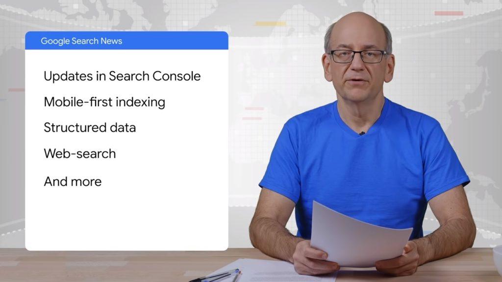 John Mueller racconta le novità di Google a Gennaio 2020