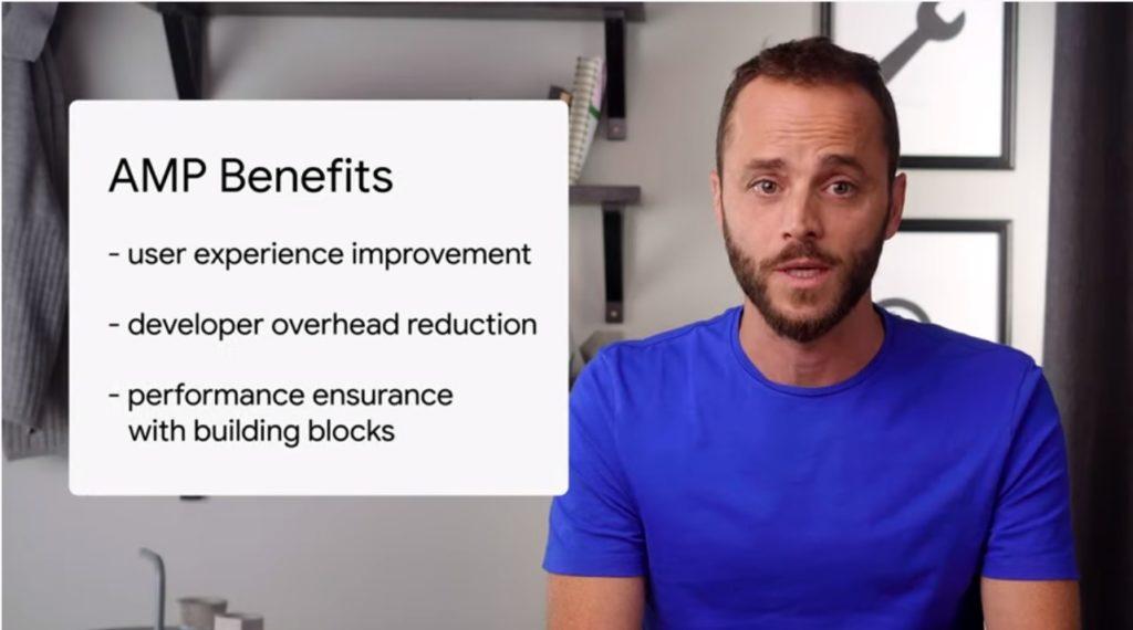 I benefici di AMP secondo Google