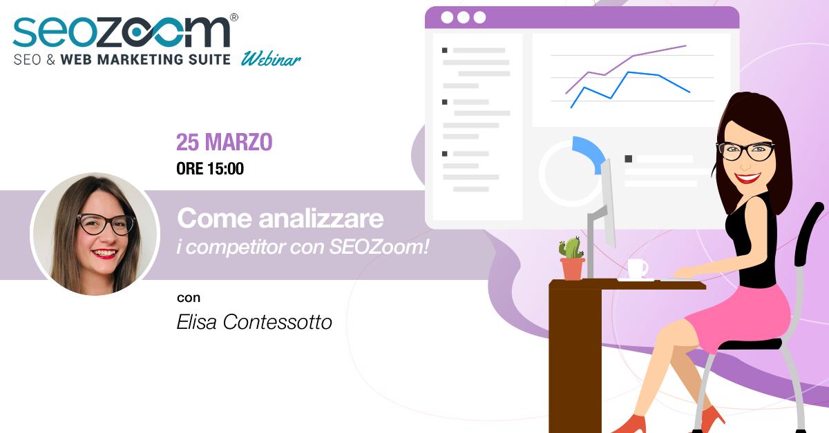 webinar scopri i competitor con seozoom