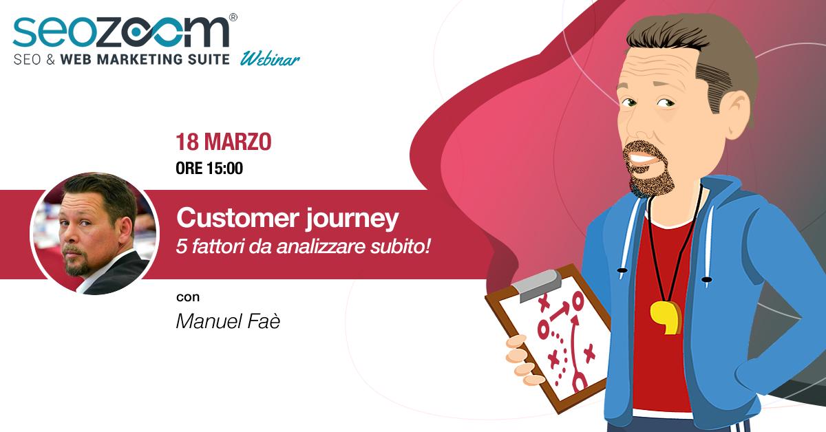 analisi customer journey