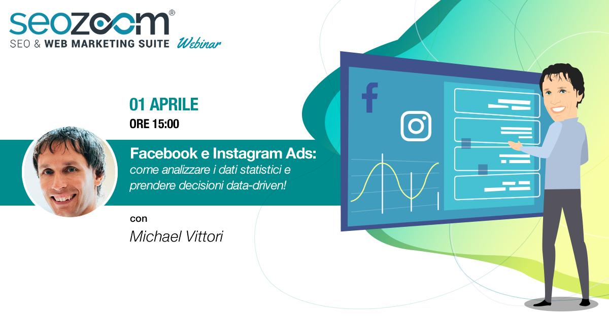 Webinar: Facebook e Instagram Ads