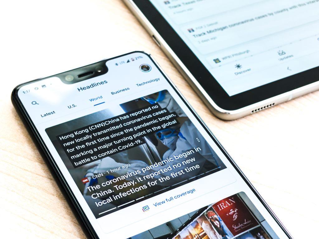 Accordo tra Google ed editori per pagamento news