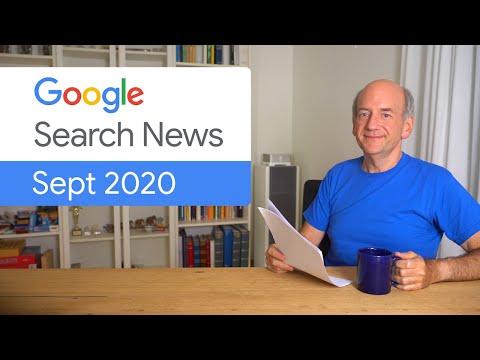 John Mueller presenta Google Search News di settembre