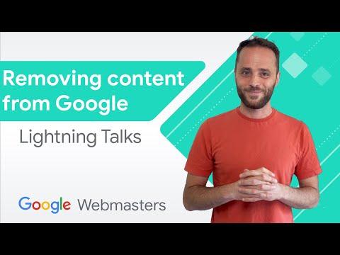 Waisberg spiega come rimuovere i contenuti