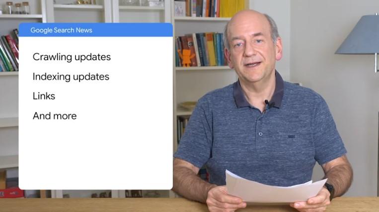Il sommario dell'episodio di Google Search News gennaio 21