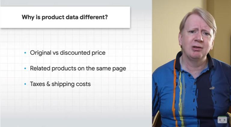 Perché i dati prodotto sono differenti