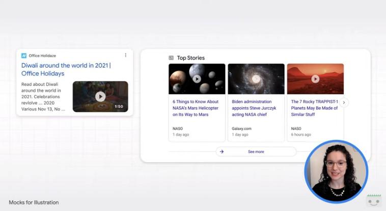 Esempi di video con contenuti misti
