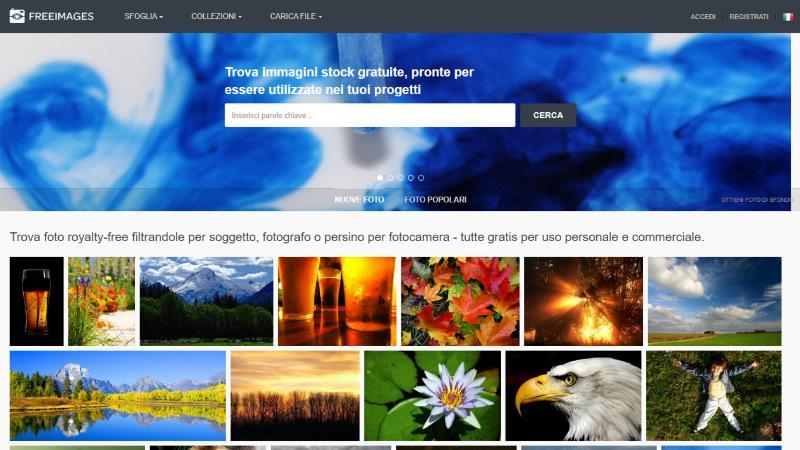 Screen di Freeimages