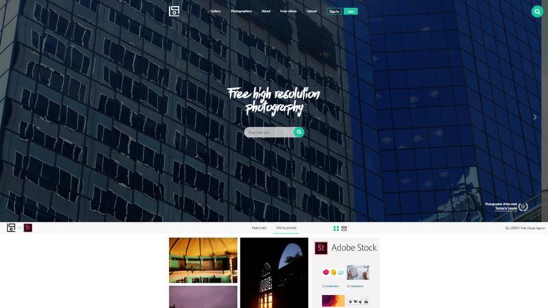 Screen di Life of pix