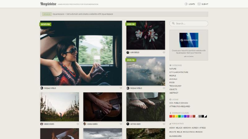 Screen di Magdeleine