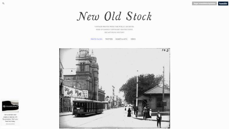Screen di New Old Stock
