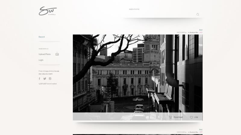 Screen di Streetwill