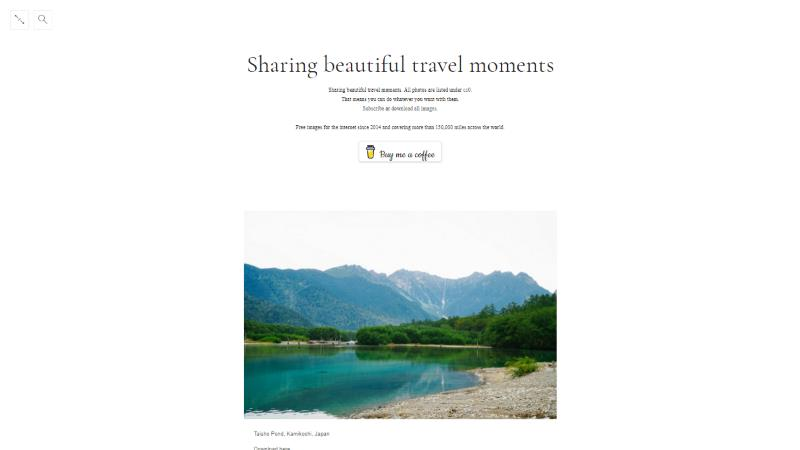 Screen di Travelcoffeebook