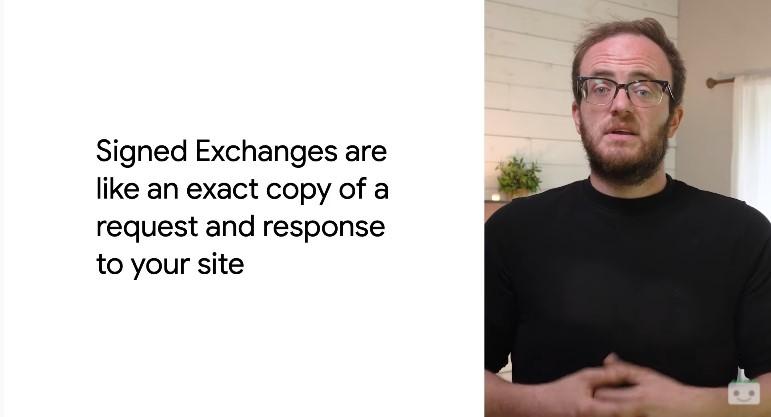 A cosa serve il signed exchange